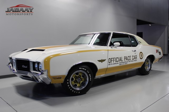 1972 Oldsmobile Cutlass 442 Pace Car Merrillville, Indiana 0