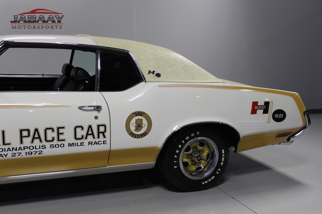 1972 Oldsmobile Cutlass 442 Pace Car Merrillville, Indiana 47