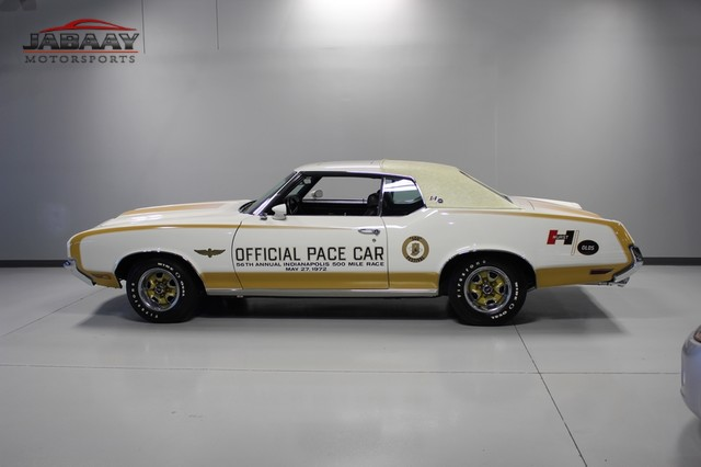 1972 Oldsmobile Cutlass 442 Pace Car Merrillville, Indiana 50