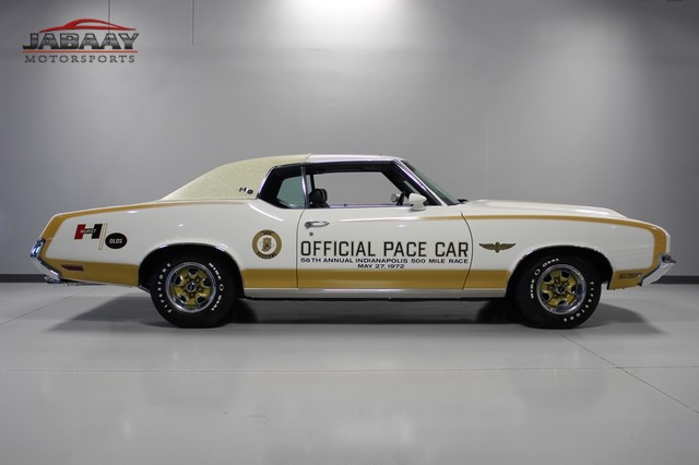 1972 Oldsmobile Cutlass 442 Pace Car Merrillville, Indiana 5