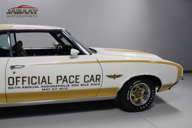 1972 Oldsmobile Cutlass 442 Pace Car Merrillville, Indiana 56