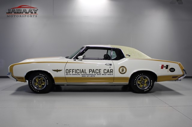 1972 Oldsmobile Cutlass 442 Pace Car Merrillville, Indiana 1