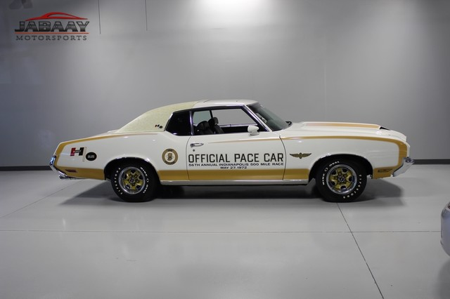 1972 Oldsmobile Cutlass 442 Pace Car Merrillville, Indiana 59