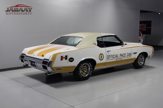 1972 Oldsmobile Cutlass 442 Pace Car Merrillville, Indiana 57