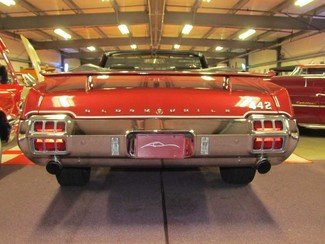 1972 Oldsmobile Cutlass 442 - Utah Showroom Newberg, Oregon 12