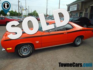 1972 Plymouth DUSTER 1972 PLYMOUTH DUSTER | Medina, OH | Towne Auto Sales in Medina OH