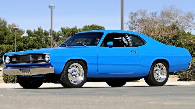 1972 Plymouth HEMI DUSTER RESTO-MOD Phoenix, Arizona 0