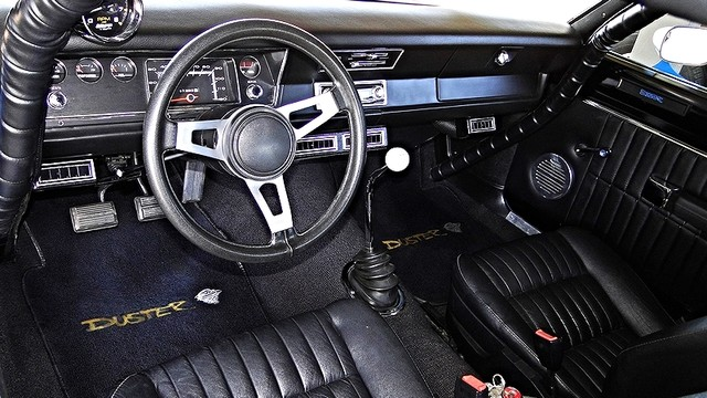 1972 Plymouth HEMI DUSTER RESTO-MOD Phoenix, Arizona 5