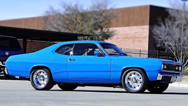 1972 Plymouth HEMI DUSTER RESTO-MOD Phoenix, Arizona 1