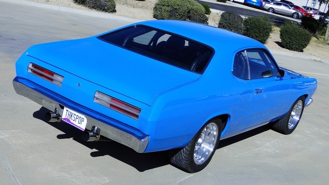 1972 Plymouth HEMI DUSTER RESTO-MOD Phoenix, Arizona 16