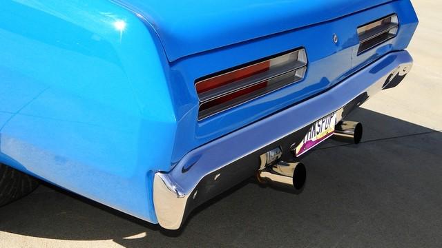 1972 Plymouth HEMI DUSTER RESTO-MOD Phoenix, Arizona 13