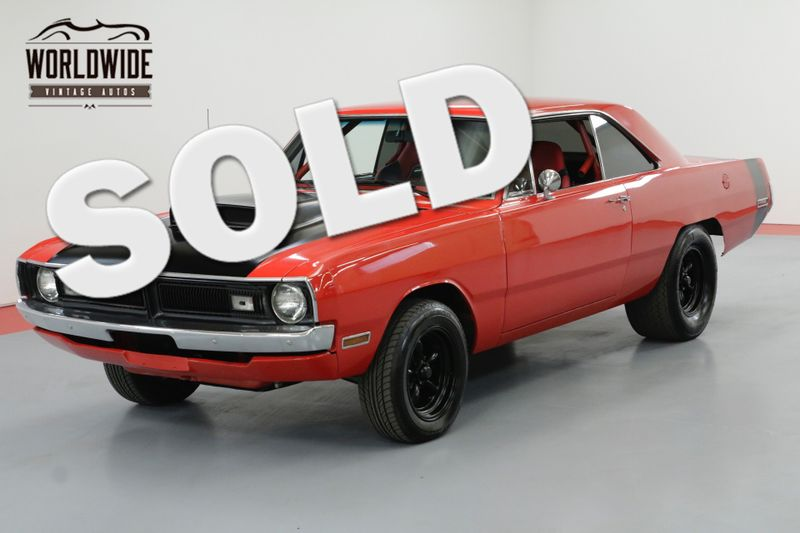 1972 Plymouth SCAMP RESTORED OVER THE TOP BUILD 496V8 727 TRANS | Denver, CO | Worldwide Vintage Autos