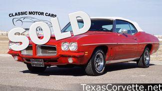 1972 Pontiac LeMans in Lubbock Texas