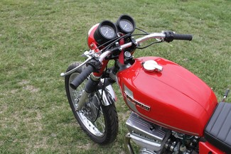 1972 Suzuki GT380 SEBRING MADE TO ORDER CAFE RACER BRAT STYLE MOTORCYCLE Mendham, New Jersey 17