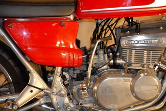 1972 Suzuki GT380 SEBRING MADE TO ORDER CAFE RACER BRAT STYLE MOTORCYCLE Mendham, New Jersey 27