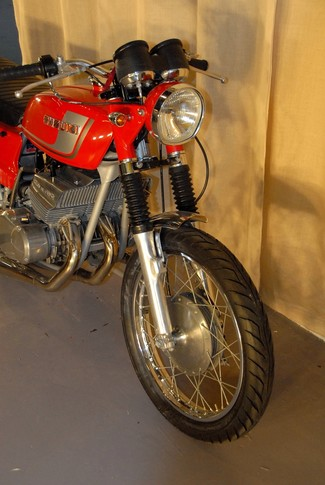 1972 Suzuki GT380 SEBRING MADE TO ORDER CAFE RACER BRAT STYLE MOTORCYCLE Mendham, New Jersey 29