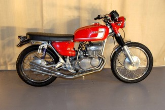 1972 Suzuki GT380 SEBRING MADE TO ORDER CAFE RACER BRAT STYLE MOTORCYCLE Cocoa, Florida