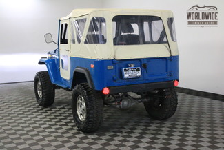 1972 Toyota LAND CRUISER FJ40  RESTORED. 4 WHEEL DISC. V8. FUEL INJECTION in Denver, Colorado