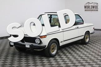 1973 BMW 2002 in Denver Colorado