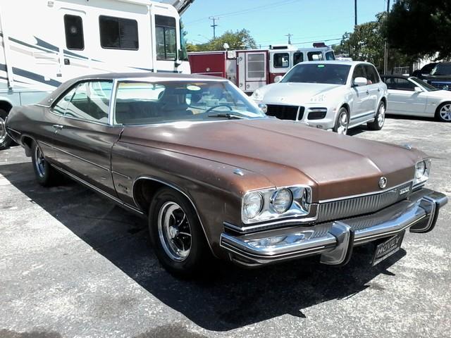 1973 Buick Centurion San Antonio, Texas 3