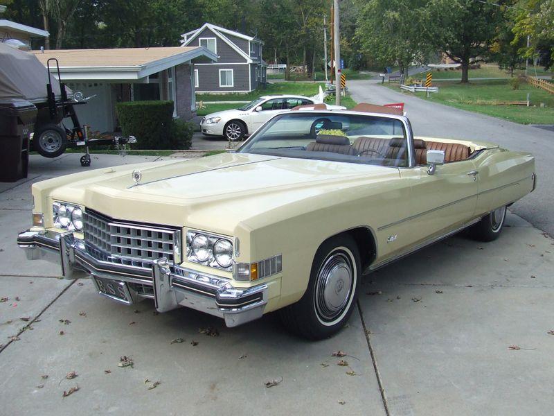 1973 Cadillac Eldorado | Mokena, Illinois | Classic Cars America LLC ...