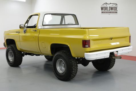 1973 Chevrolet C10 CUSTOM DELUXE 454 V8 AUTO 4X4. MUST SEE   Denver, CO   Worldwide Vintage Autos in Denver, CO