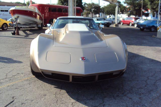 1973 Chevrolet CORVETTE LS4 Baldwin Motion Tribute San Antonio, Texas 1