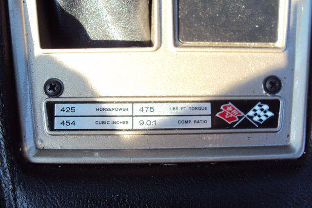 1973 Chevrolet CORVETTE LS4 Baldwin Motion Tribute San Antonio, Texas 20