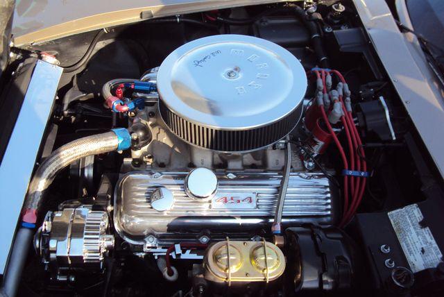 1973 Chevrolet CORVETTE LS4 Baldwin Motion Tribute San Antonio, Texas 22