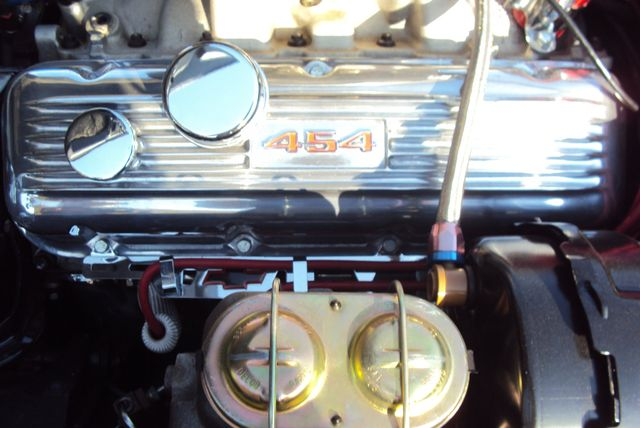 1973 Chevrolet CORVETTE LS4 Baldwin Motion Tribute San Antonio, Texas 25