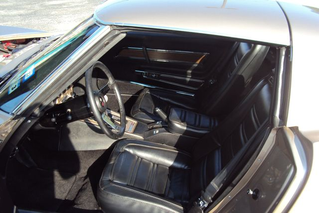 1973 Chevrolet CORVETTE LS4 Baldwin Motion Tribute San Antonio, Texas 12