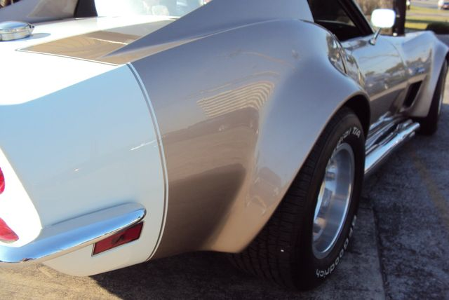 1973 Chevrolet CORVETTE LS4 Baldwin Motion Tribute San Antonio, Texas 6