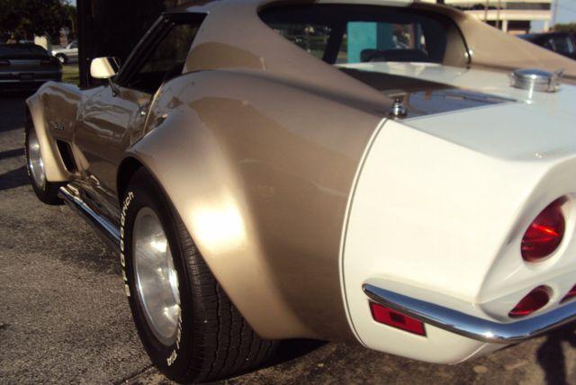 1973 Chevrolet CORVETTE LS4 Baldwin Motion Tribute San Antonio, Texas 8