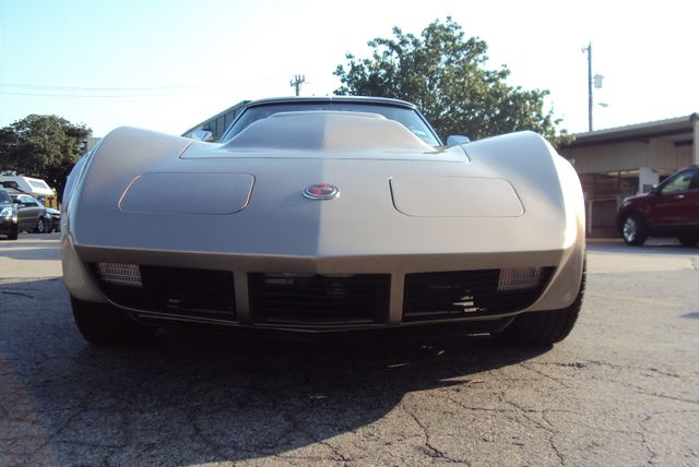 1973 Chevrolet CORVETTE LS4 Baldwin Motion Tribute San Antonio, Texas 4