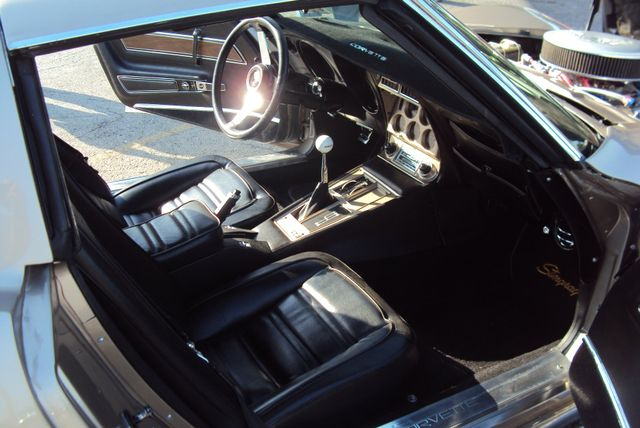 1973 Chevrolet CORVETTE LS4 Baldwin Motion Tribute San Antonio, Texas 13