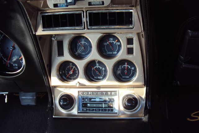 1973 Chevrolet CORVETTE LS4 Baldwin Motion Tribute San Antonio, Texas 15