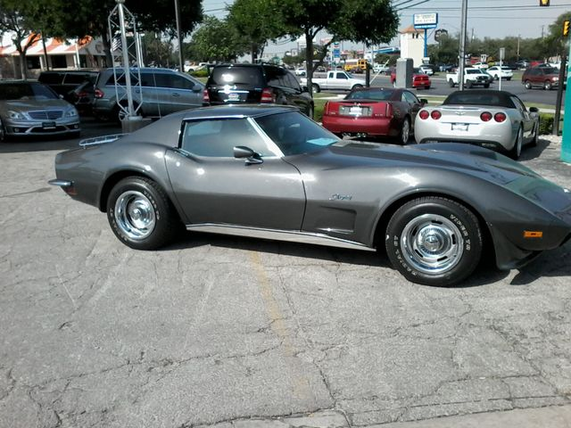1973 Chevrolet Corvette Stingray 350 San Antonio, Texas 4