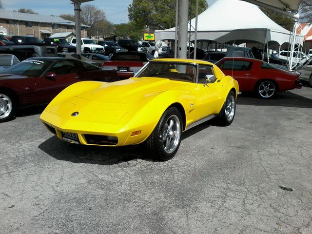 1973 Chevrolet Corvette Coupe San Antonio, Texas 1