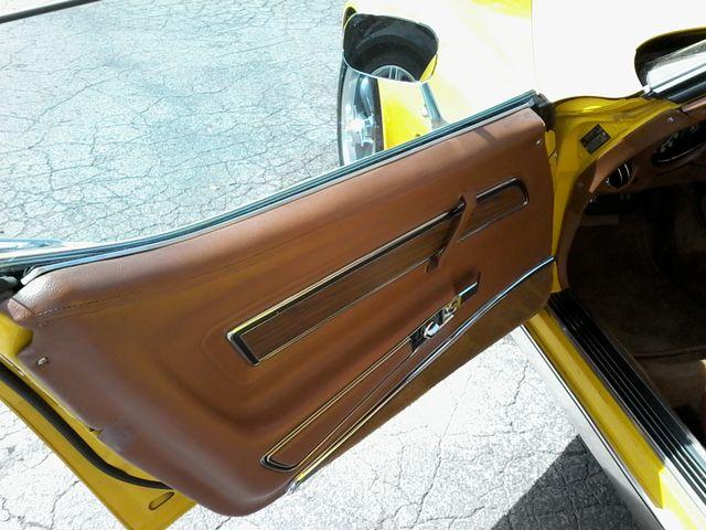 1973 Chevrolet Corvette Coupe San Antonio, Texas 17