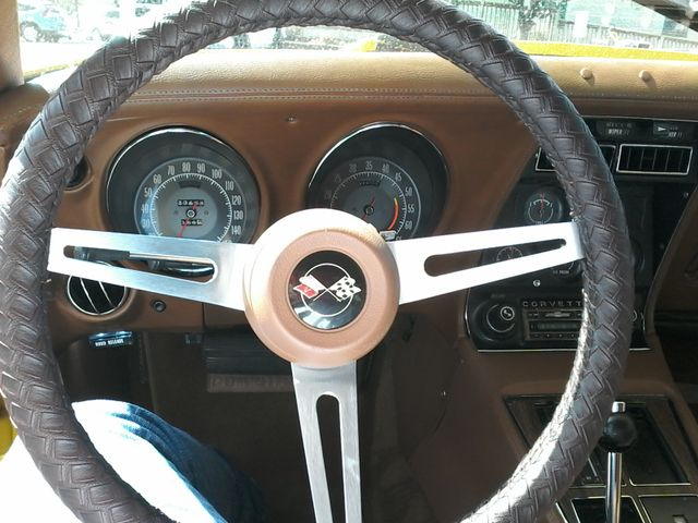 1973 Chevrolet Corvette Coupe San Antonio, Texas 26