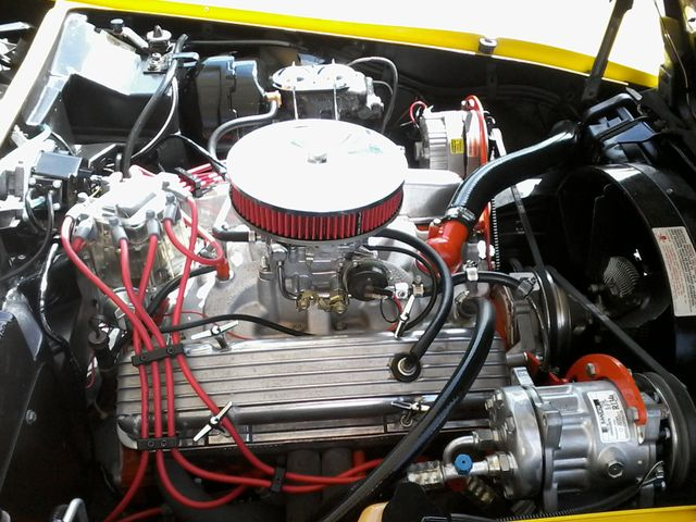 1973 Chevrolet Corvette Coupe San Antonio, Texas 38