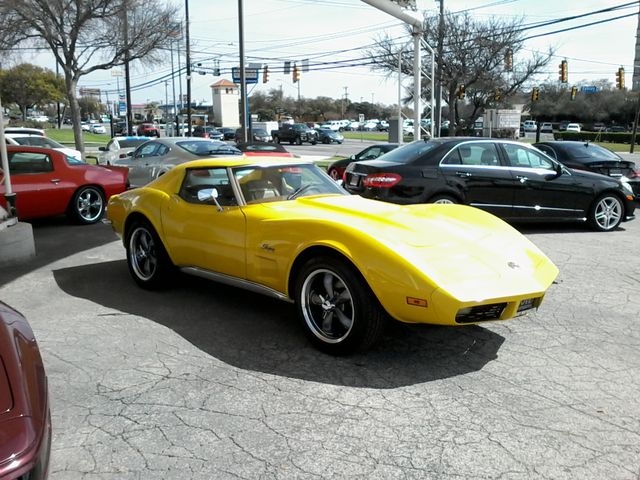 1973 Chevrolet Corvette Coupe San Antonio, Texas 4