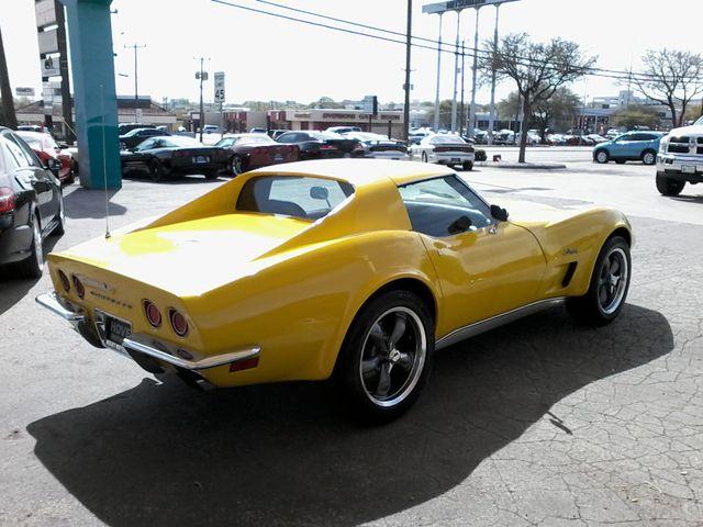 1973 Chevrolet Corvette Coupe San Antonio, Texas 5