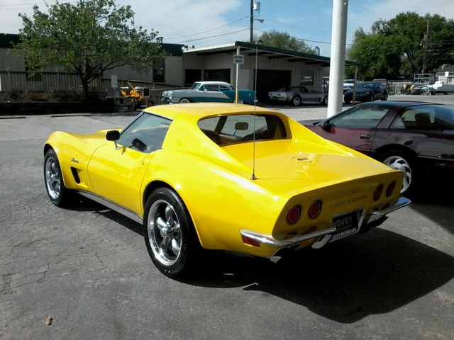 1973 Chevrolet Corvette Coupe San Antonio, Texas 8