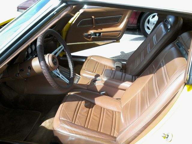 1973 Chevrolet Corvette Coupe San Antonio, Texas 15