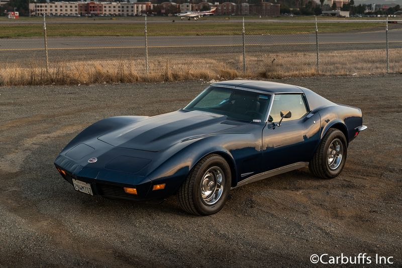 1973 Chevy Corvette  | Concord, CA | Carbuffs in Concord, CA