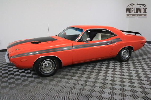 1973 dodge challenger v8 auto hemi orange. Black Bedroom Furniture Sets. Home Design Ideas