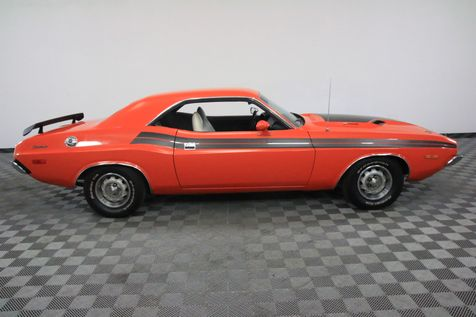 1973 Dodge CHALLENGER V8 AUTO HEMI ORANGE | Denver, Colorado | Worldwide Vintage Autos in Denver, Colorado