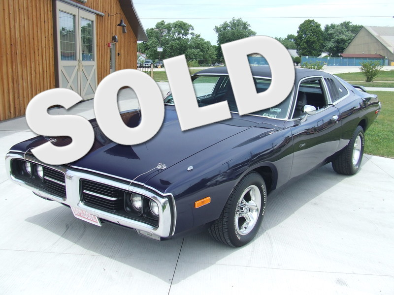 1973 Dodge Charger SE in Mokena Illinois