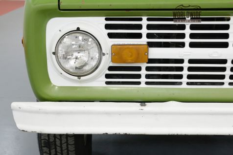1973 Ford BRONCO UNCUT 4X4 302 V8 FACTORY AC ORIGINAL | Denver, CO | Worldwide Vintage Autos in Denver, CO